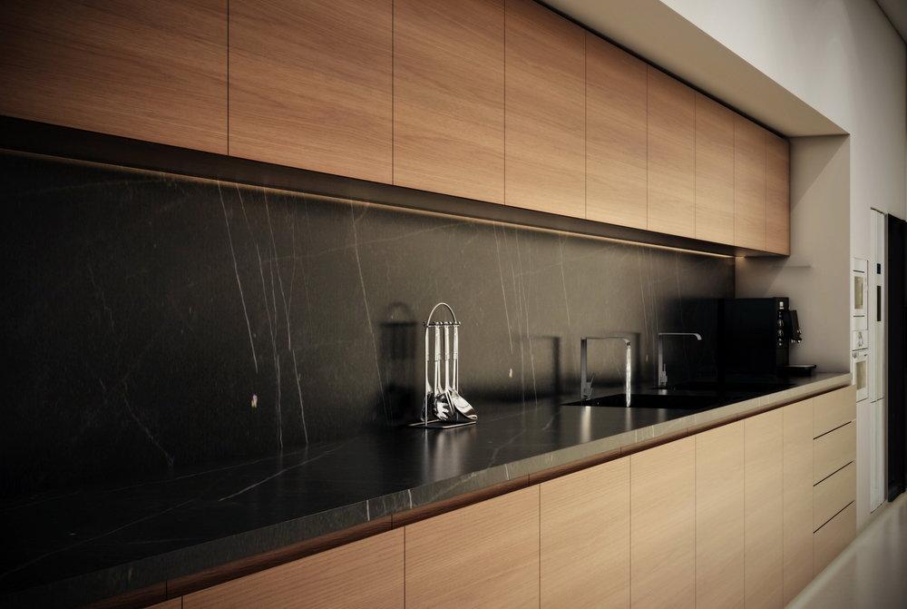 Modern Kitchen — HASSAN JABER