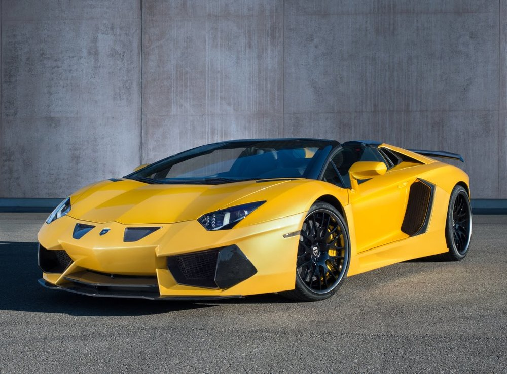 Lamborghini Museum Tour