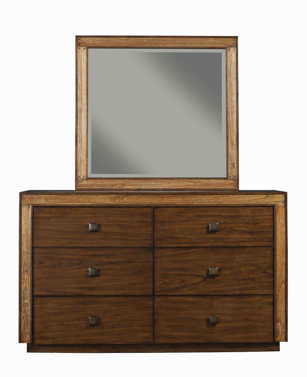JIMBARAN BAY DRESSER AND MIRROR