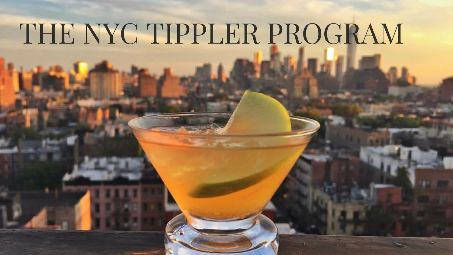 The NYC Tippler