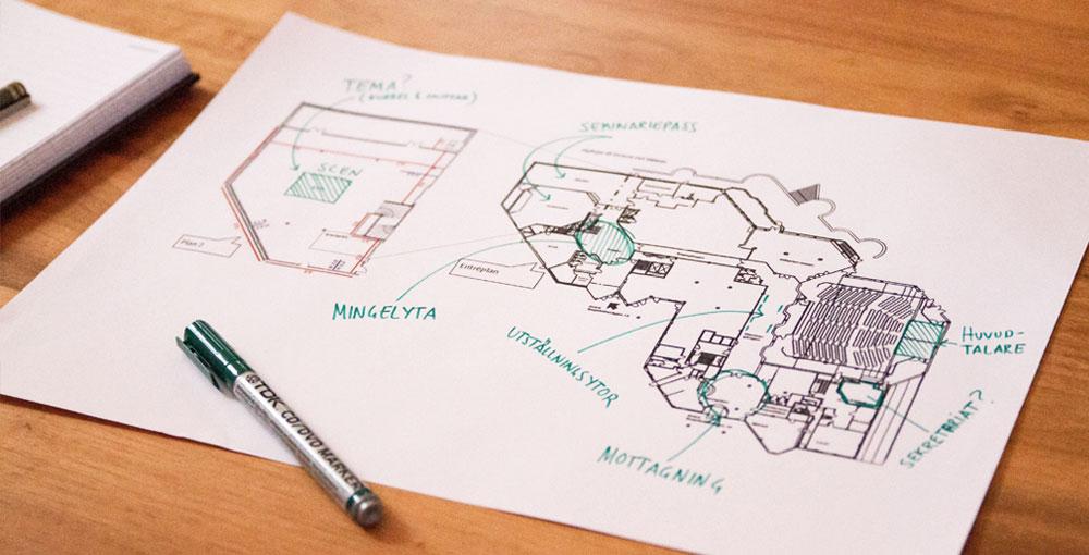 Essinge Konferenscenter hjälper dig skapa smarta möten.