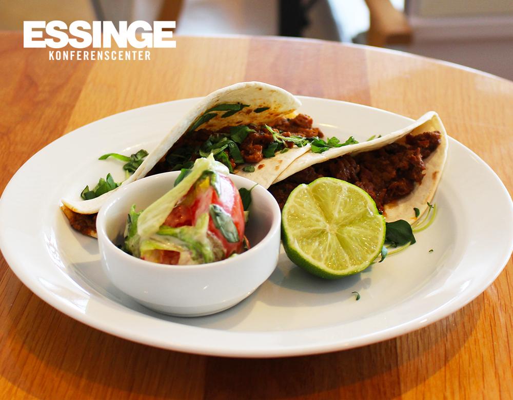 Förnya dina tacos hos oss på Essinge Konferenscenter.