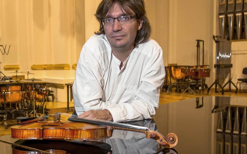 CD Produktion Piotr Plawner, Violine Jürgen Bruns, Dirigent Kammerphilharmonie Berlin