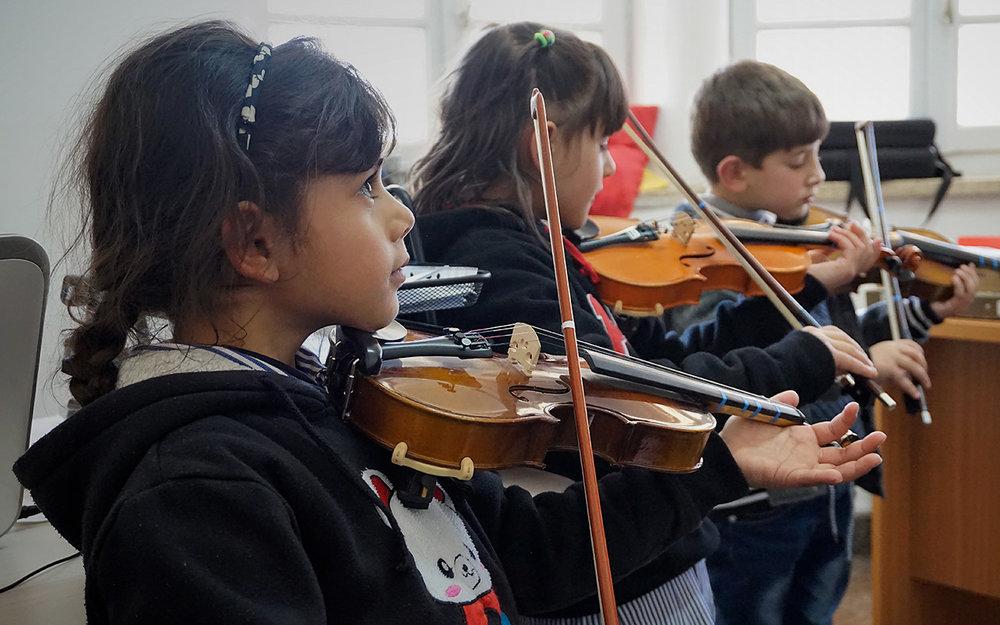 Sounds of Palestine – Musik verändert Leben