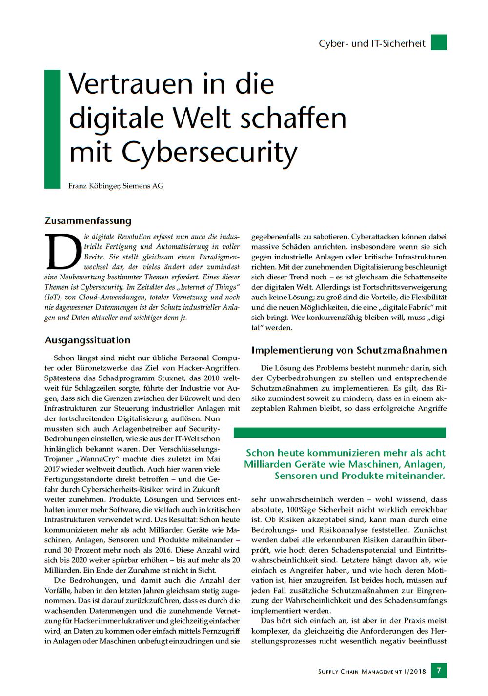 SCM 2018_I FDM Artikel 1 Cyber und IT Sicherheit Cover.png