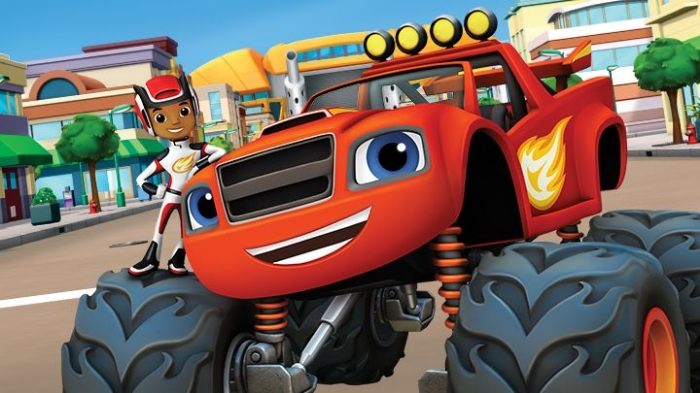 'Blaze and the Monster Machines'