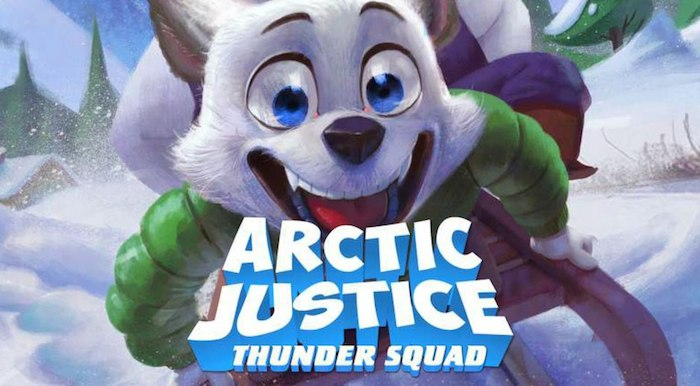 Image result for swifty the arctic fox