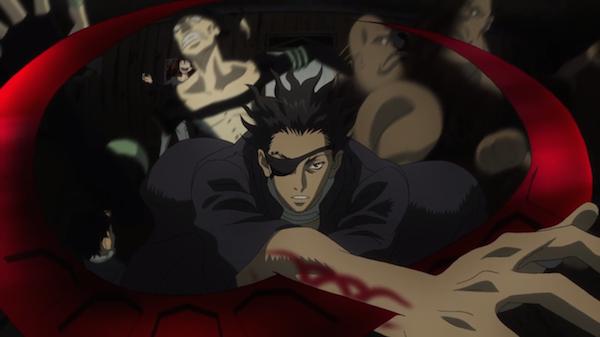 "Senji Kiyomasa (aka ""Crow"") in 'Deadman Wonderland', which was also stunningly adapted by Seitz"