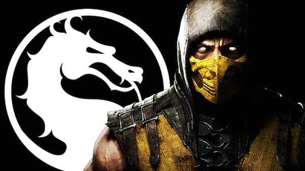 Scorpion of 'Mortal Kombat'