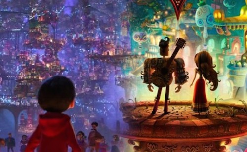 'Coco' (left) and 'The Book of Life' (right)