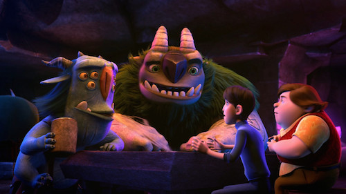 DreamWorks' 'Trollhunters'