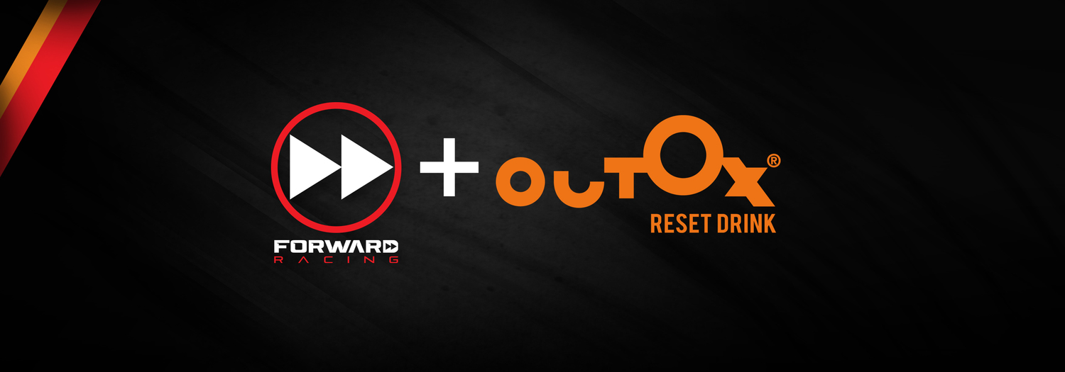 Outox announced as official sponsor of Forward Racing