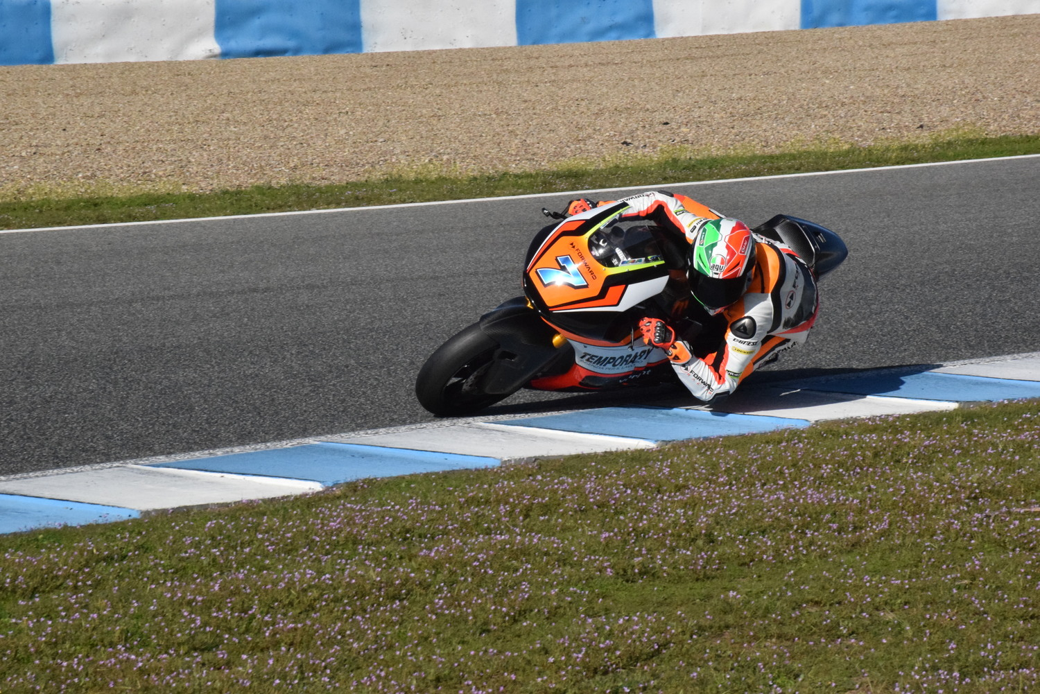 TESTING CONTINUES AT JEREZ FOR FORWARD RACING