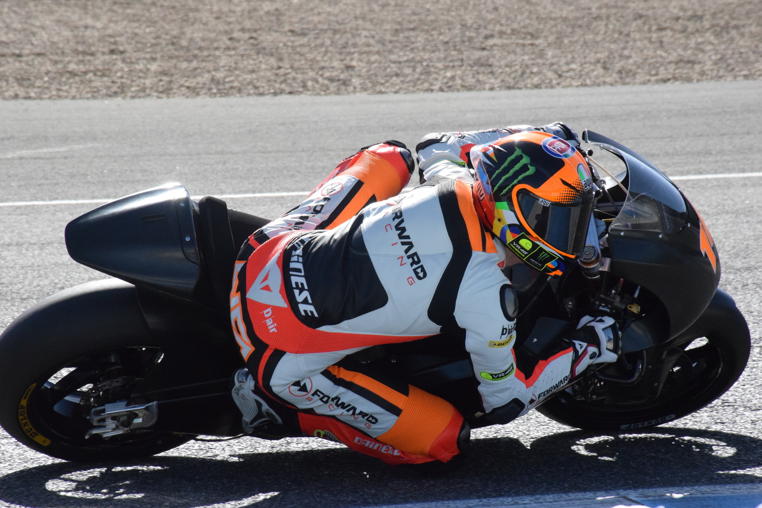 Good results in Jerez for Forward Racing