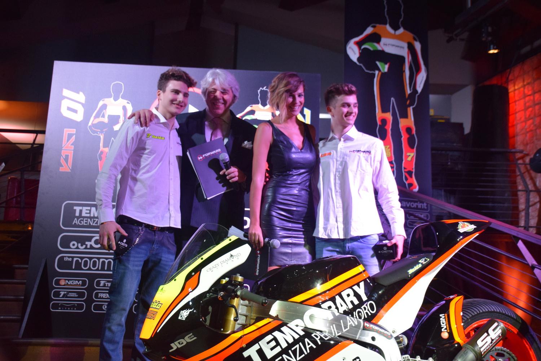 Forward Racing presented for the 2016 season.