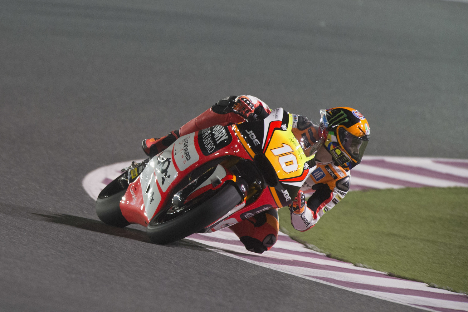 Losail has a very bitter taste for the Forward Racing Team