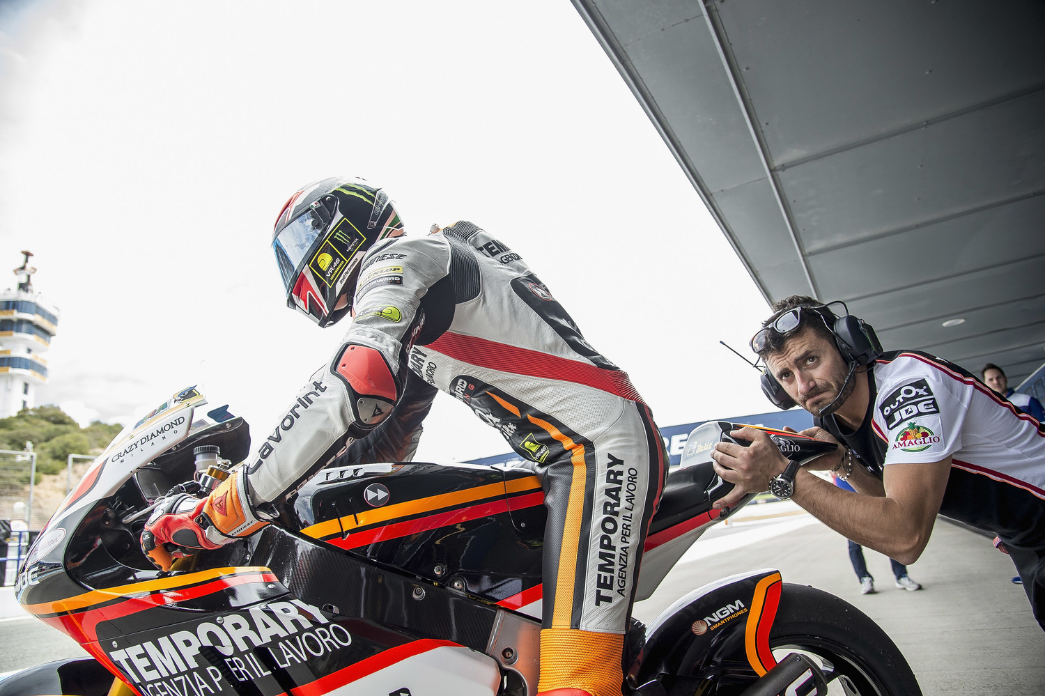 Jerez brings best qualifying of the season for Forward Racing Team