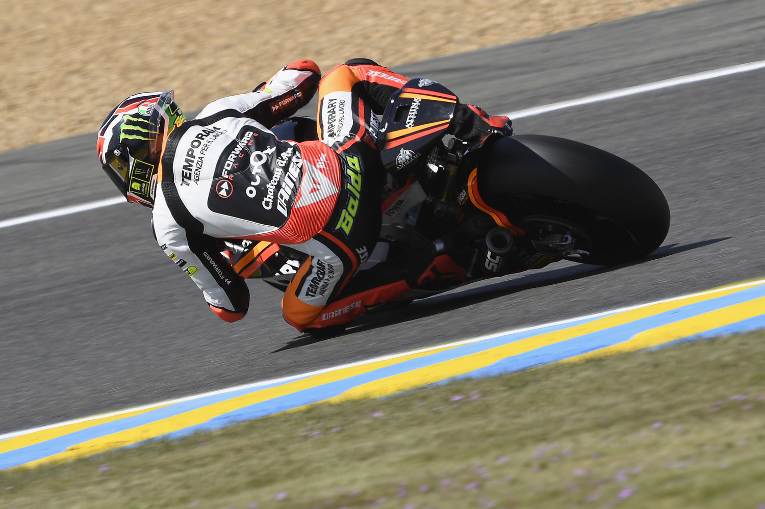 Baldassarri first of the Italians, Marini first time with Moto2 at LeMans