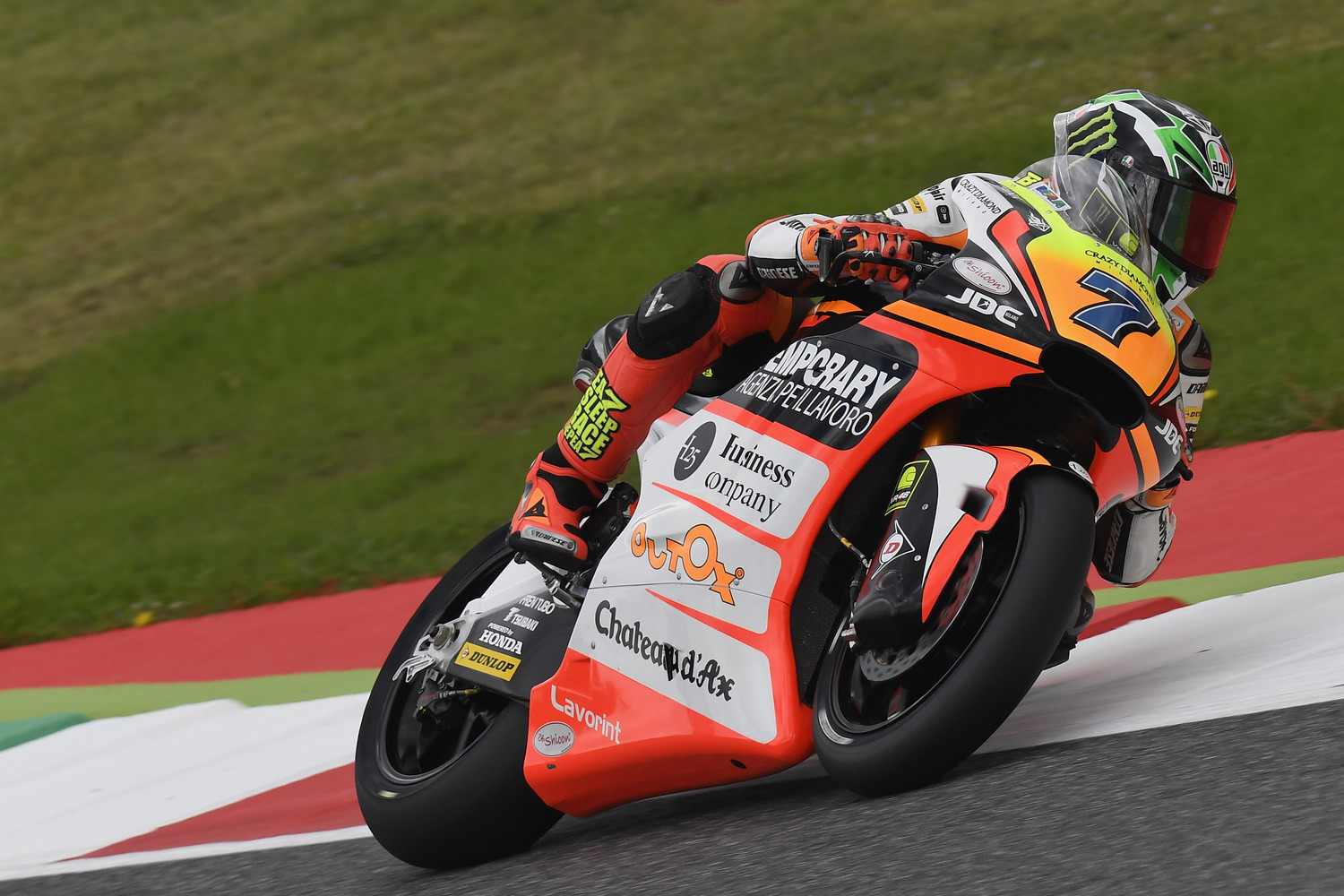 Top10 for Baldassarri and Marini at Mugello