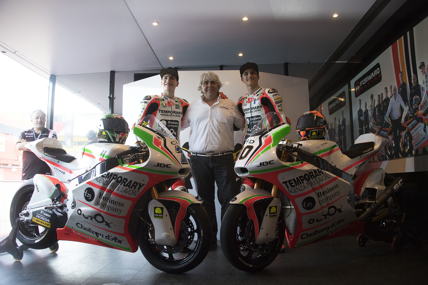 Forward Racing unveils Mugello special livery