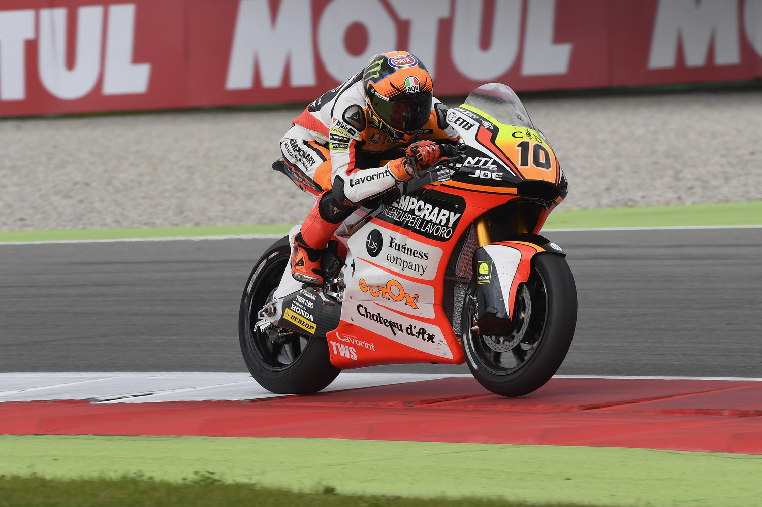 Good day of practice for Baldassarri and Marini at Assen