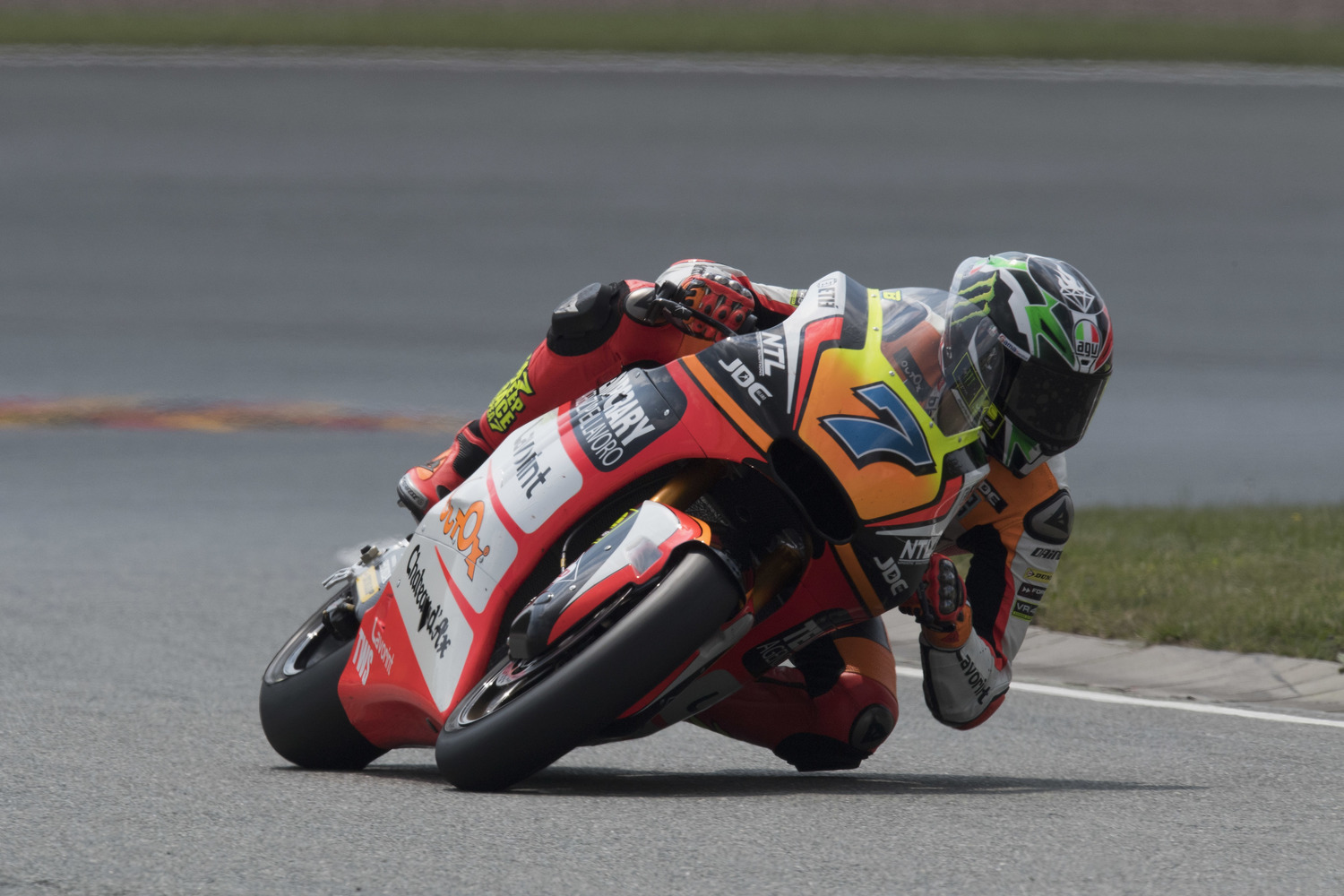 The sun brings positive qualifying for Baldassarri and Marini