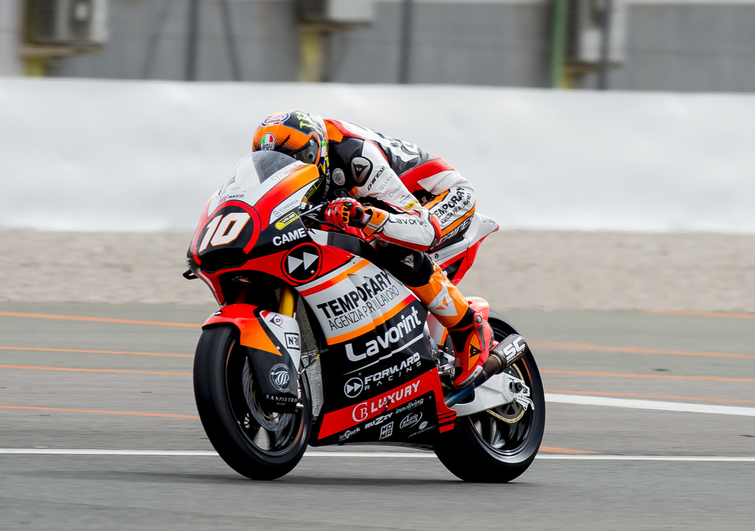 Promising first steps for Baldassarri and Marini in 2017