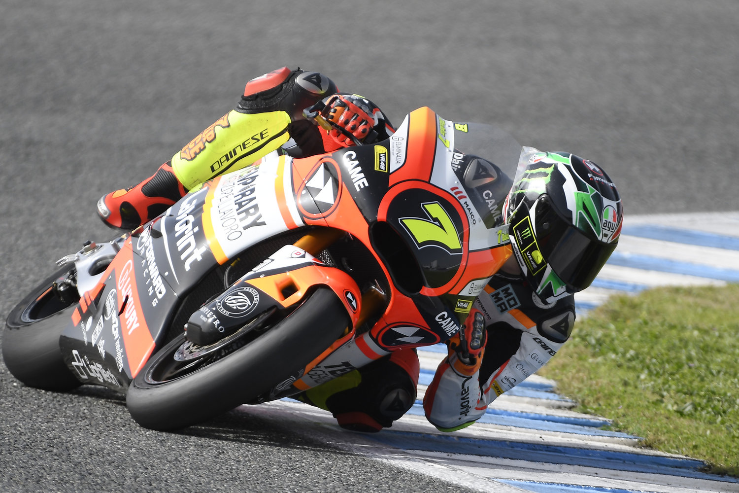 Baldassarri forced to miss opening stages of IRTA test in Jerez