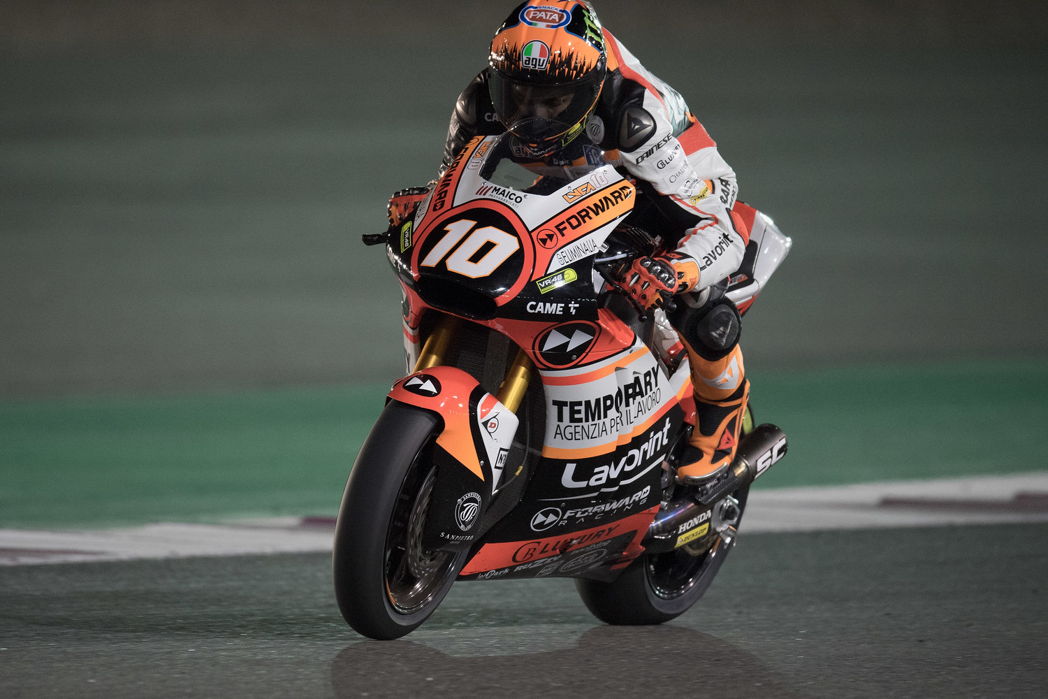 Forward Racing Team duo ready to conquer Argentina