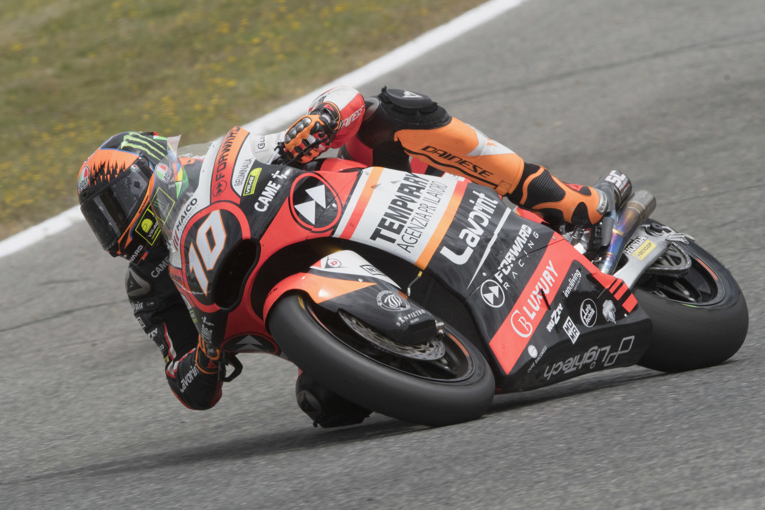 Encouraging opening day for Marini and Baldassarri in Andalusia