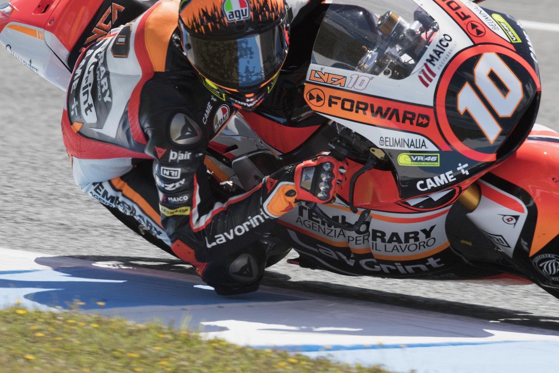 Marini and Baldassarri primed for the fight in Jerez