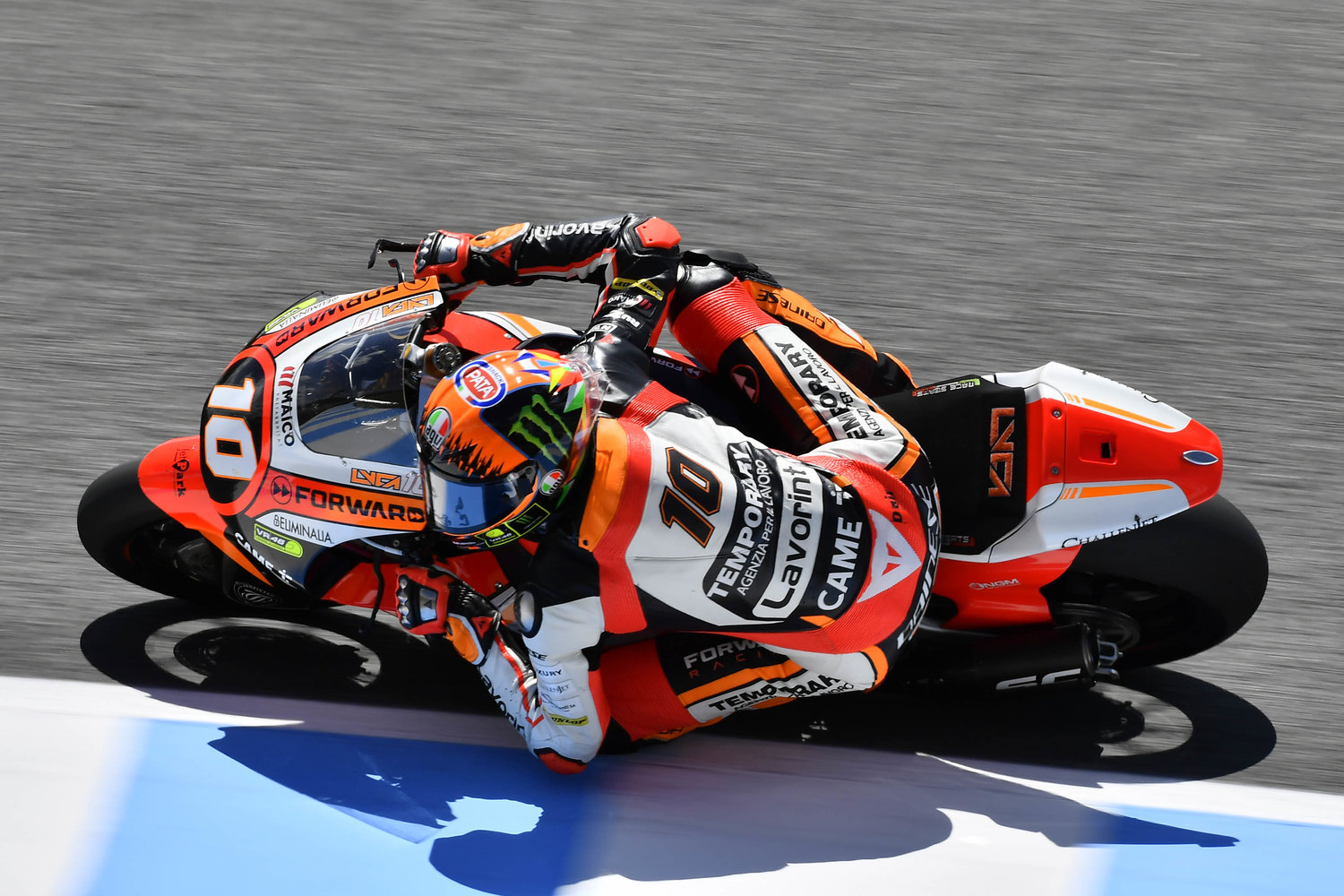 Fabulous fifth and best career result for Marini in Jerez