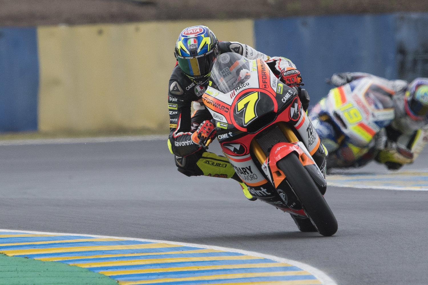 Forward Racing to leave France without deserved rewards