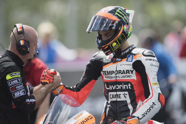 Luca Marini and Lorenzo Baldassarri primed for exciting home race