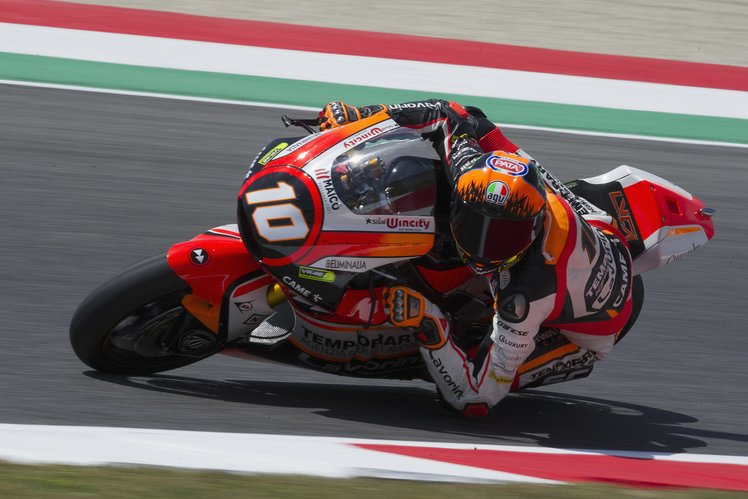 No time to rest for Marini and Baldassarri