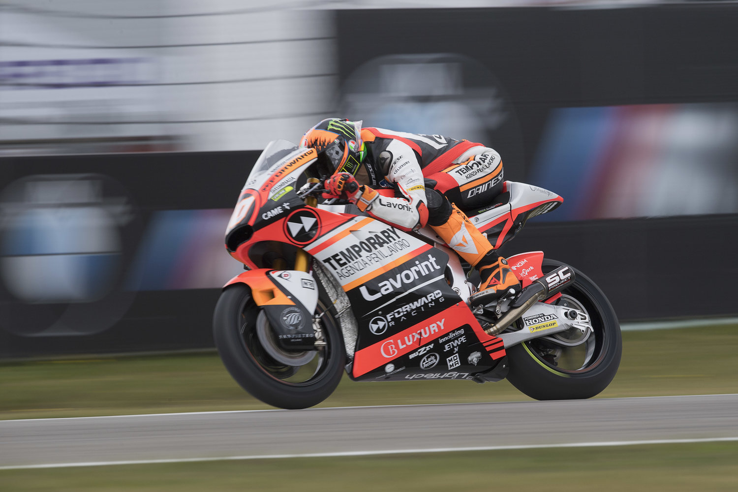 Marini keen to get back to the front, learning weekend for Fuligni at Sachsenring