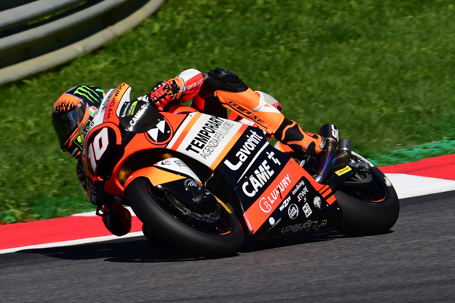 Forward Racing Team completes positive day of testing in Austria