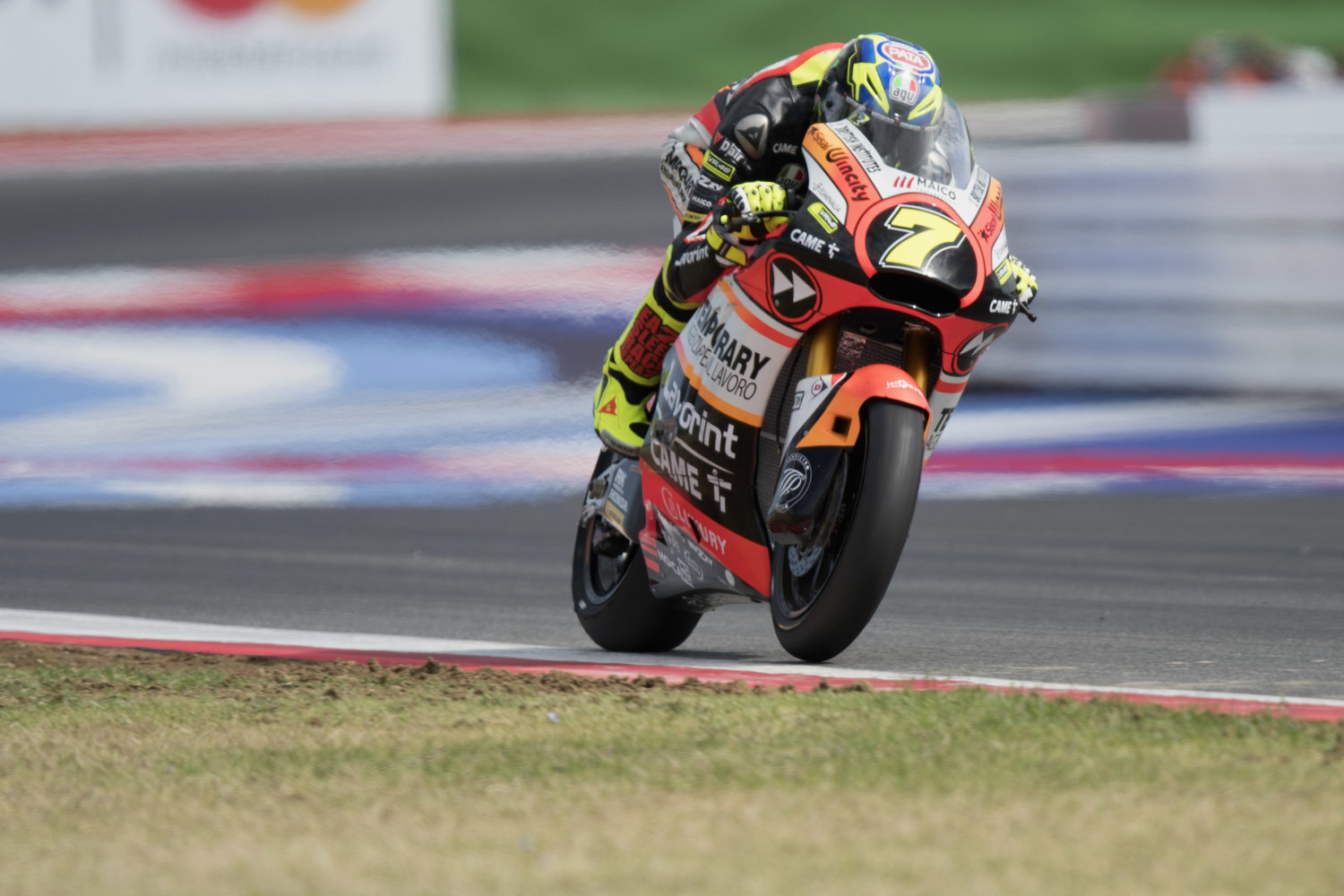 Baldassarri attacks at home from fabulous fourth, Marini shows strong qualifying