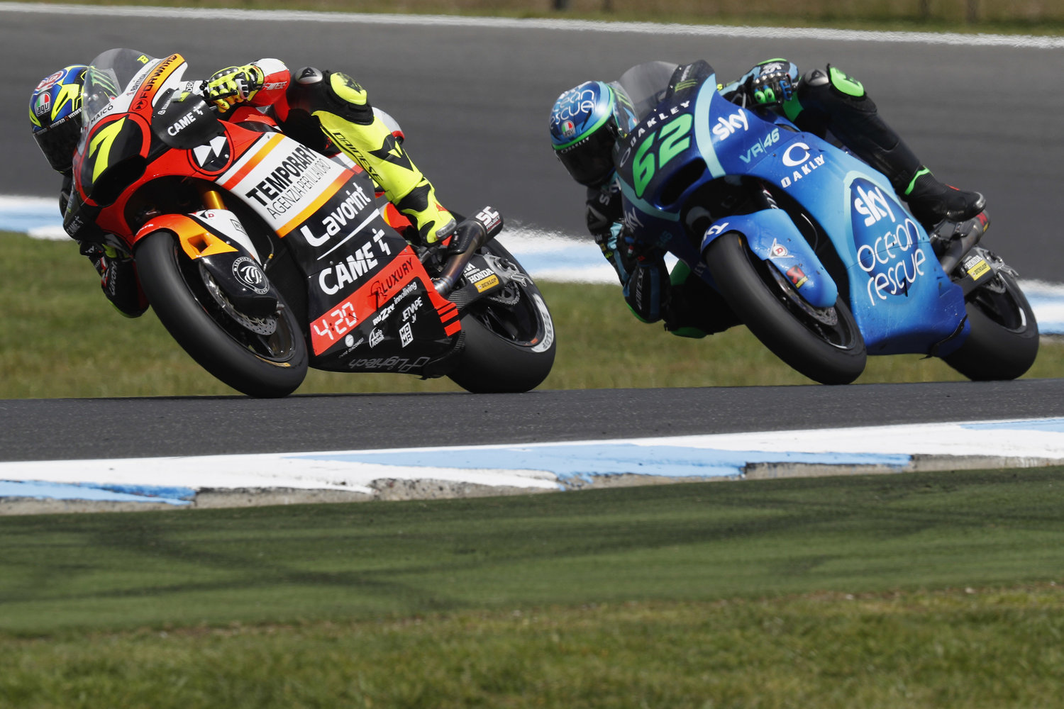 Forward Racing to take home points from intense weekend Down Under