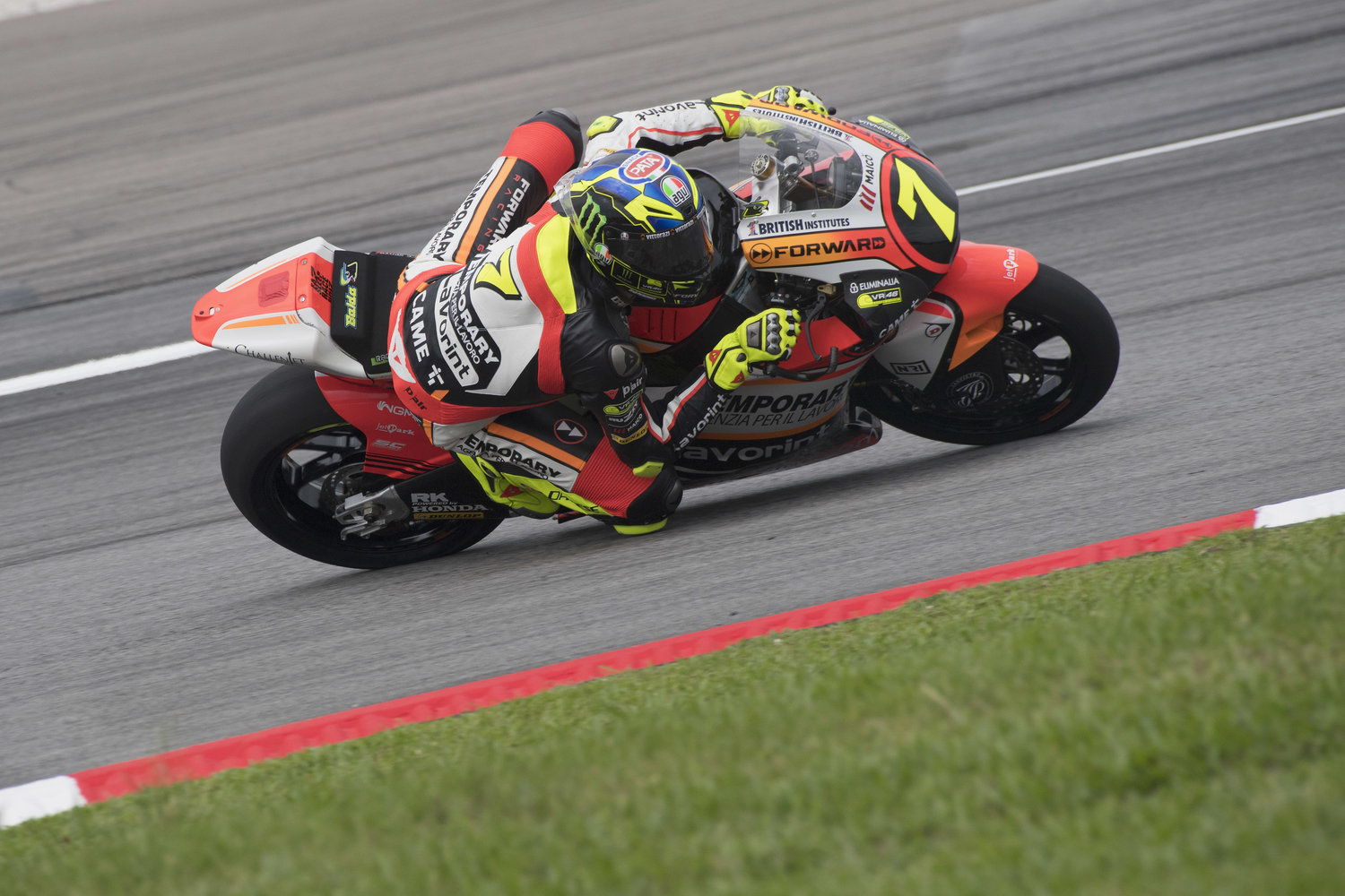 Impressive performance from Baldassarri and Marini on opening day in Sepang