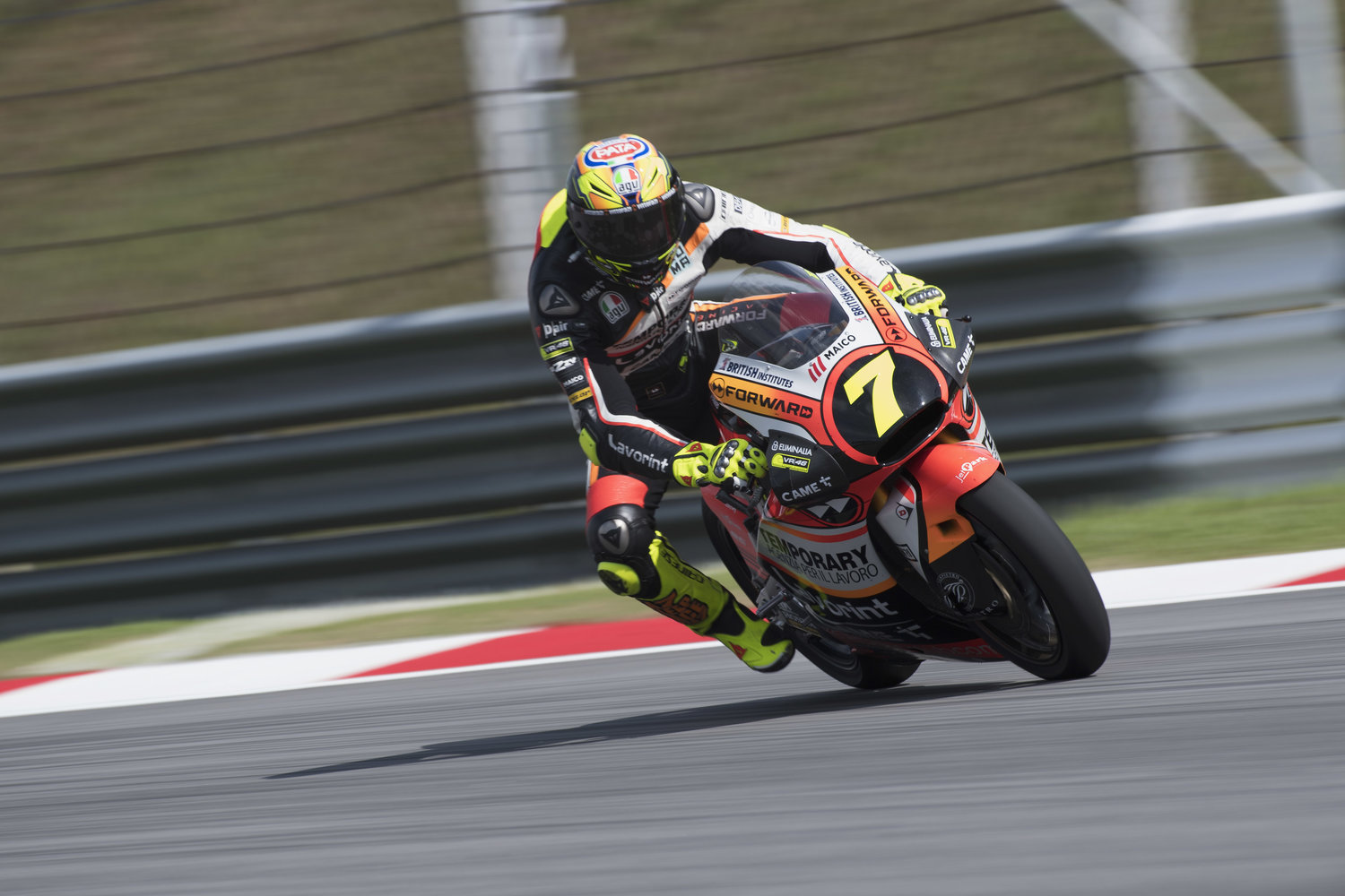Forward Racing Team duo without luck in Malaysia