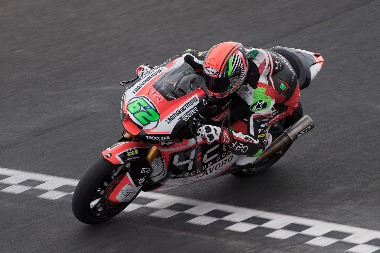 Positive beginning in Argentina for the Forward Racing Team