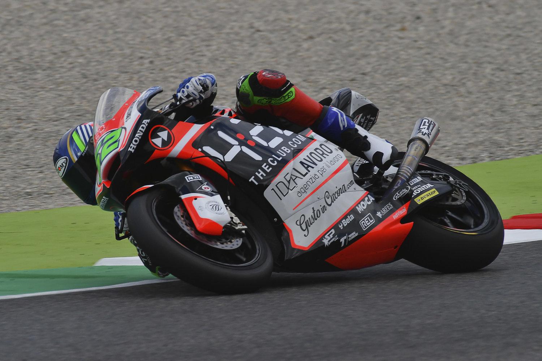 VENERDI' DI RODAGGIO PER IL FORWARD RACING TEAM