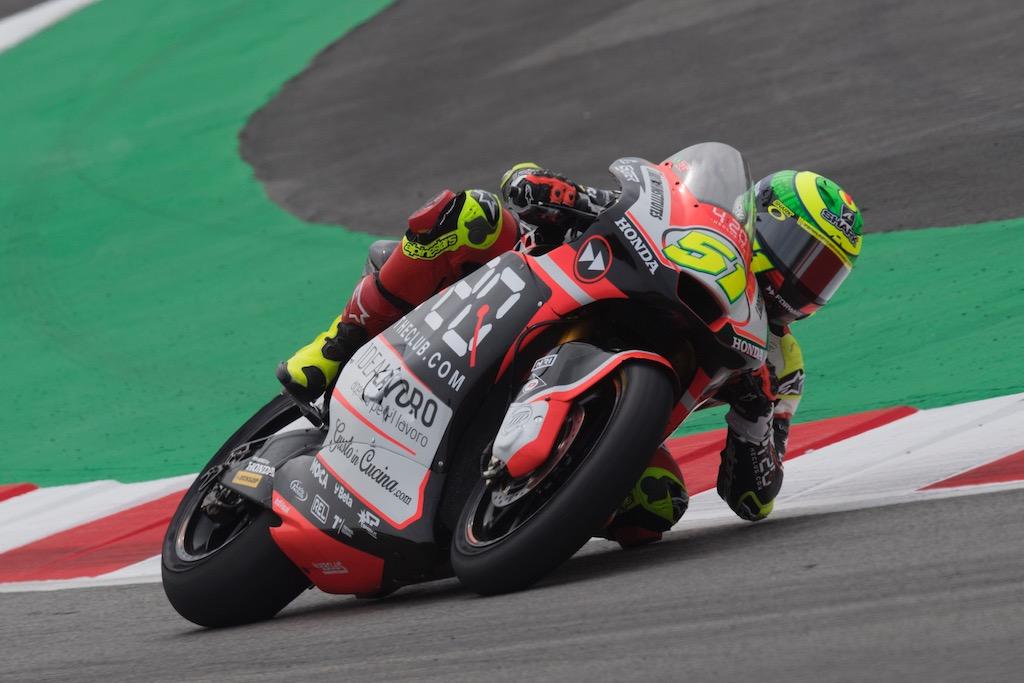 Gran Premio di Catalunia ostile per il Forward Racing Team