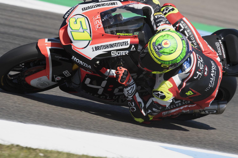 Si conclude senza punti la gara olandese per il Forward Racing Team.
