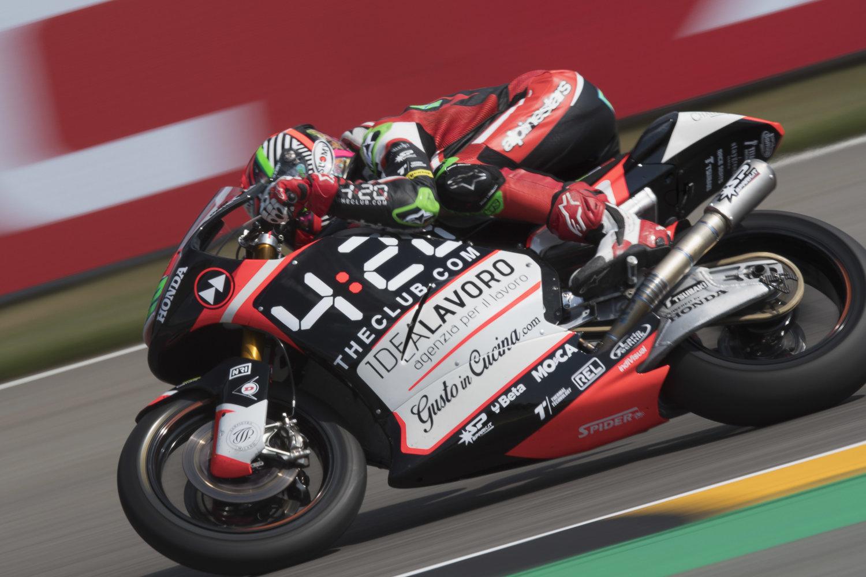 Qualifiche sotto le aspettative per il Forward Racing Team in Germania