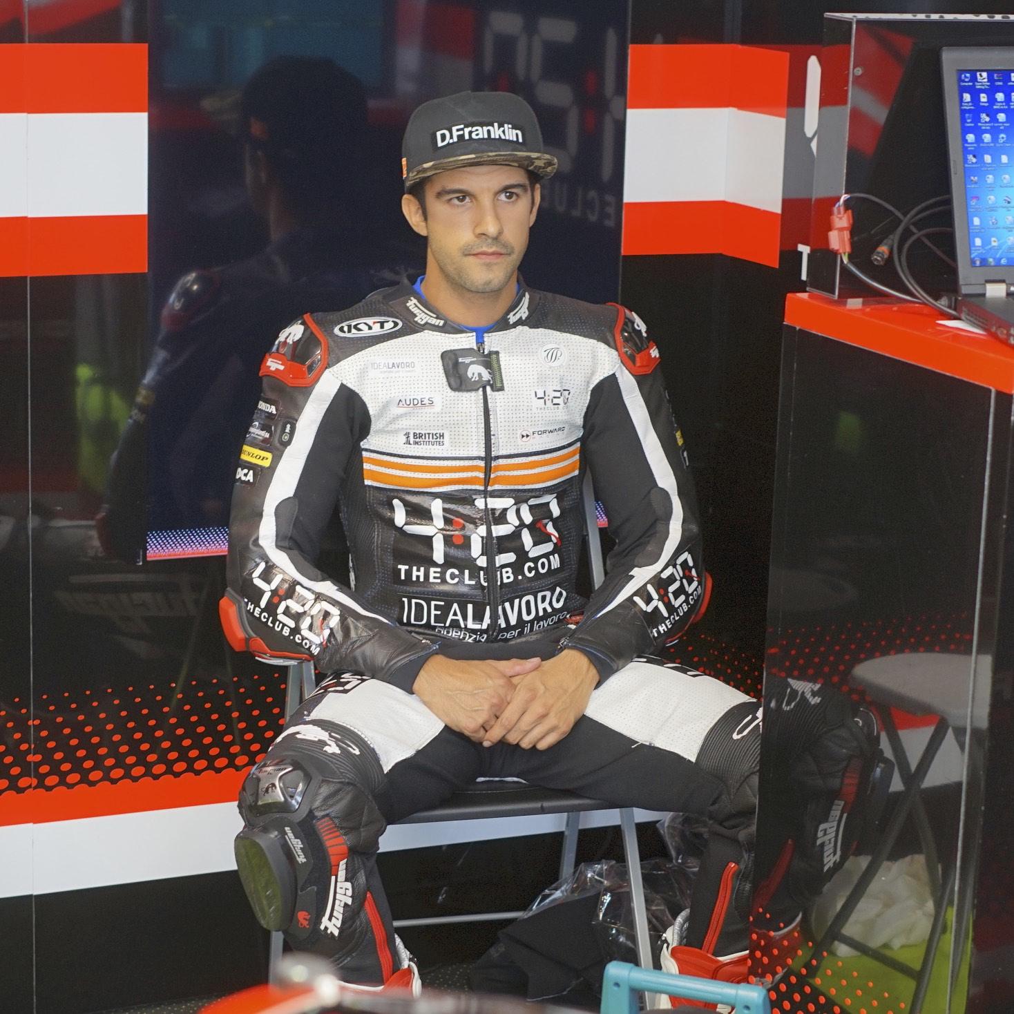 Isaac Viñales non prenderà parte al Gran Premio di Gran Bretagna GoPro 2018 a Silverstone