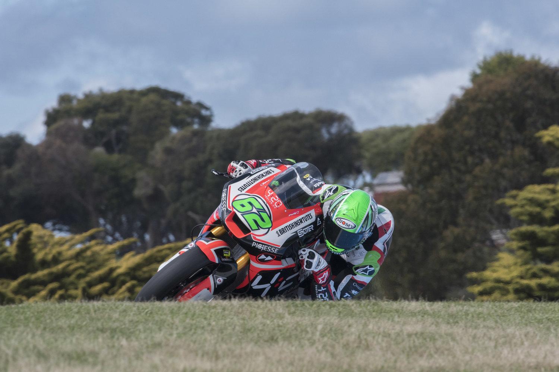 MICHELIN® AUSTRALIAN MOTORCYCLE GRAND PRIX 2018 – SABATO
