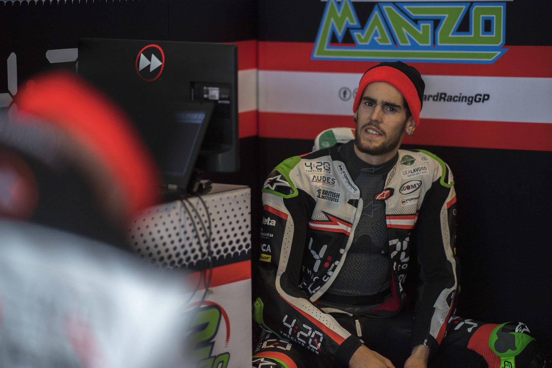 Stefano Manzi non parteciperà al GP di Australia