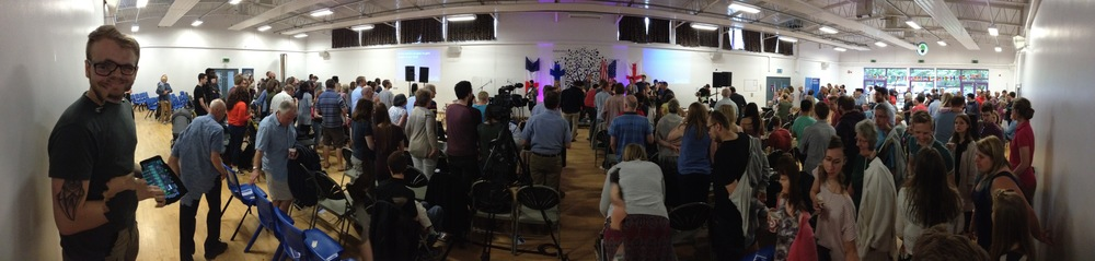 The City Church - Global Sunday gathering of all 3 locations
